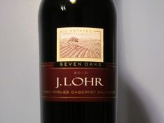 A very popular and easy to find Cabernet Sauvignon.  Enjoyable!  http://www.honestwinereviews.com/2013/02/j-lohr-cabernet-sauvignon-2010-review.html