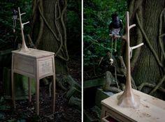 Hendzel & Hunt Furniture Design by marsella.franco