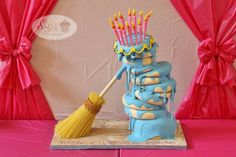 Shook Up Cakes