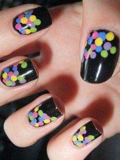 Pretty cool polka-dots