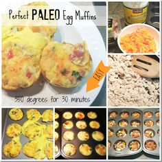 Perfect Paleo Egg Muffins   Did Someone Say Chocolate blog   #paleo #primal #cleaneating