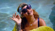 Did Rihanna Enact a Real Revenge Fantasy In the 'BBHHM' Video? Rihanna  #Rihanna