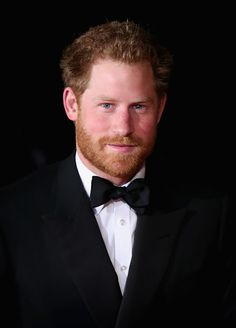 Prince Harry arrives at the Royal Albert Hall for the Royal Variety Performance on November 13, 2015 in London, England.