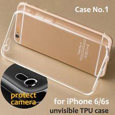 6/6s Flexible Clear TPU Case For Apple Iphone 6/6s Crystal Transparent Cute Phone Cover Fundas Soft Silicone Gel Case 6 S iPhone Hrvatska - Najbolja online kupovina za vas ! | iPhone.hr