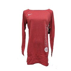 Womens Ohio State Buckeyes Nike Dri-fit Long Sleeve Tunic Shirt Medium Nike http://www.amazon.com/dp/B0141GP1DO/ref=cm_sw_r_pi_dp_DOO1vb1X8VH3T