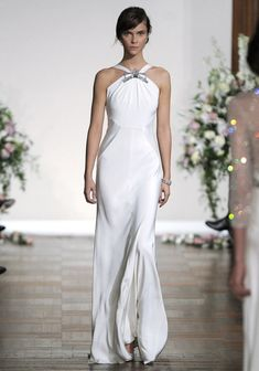 Jenny Packham's Fall 2013 Bridal Collection - Heliconia