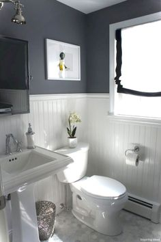 Luxury Black and White Bathroom Ideas 97