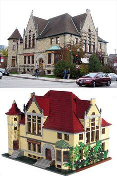 DuPage County Historical Museum - Comparison