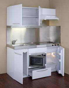 1000 images about compact kitchens the standard range for Kitchenette cupboard