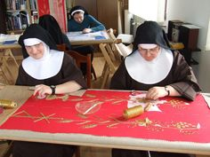 Liturgical Embroidery Workshop
