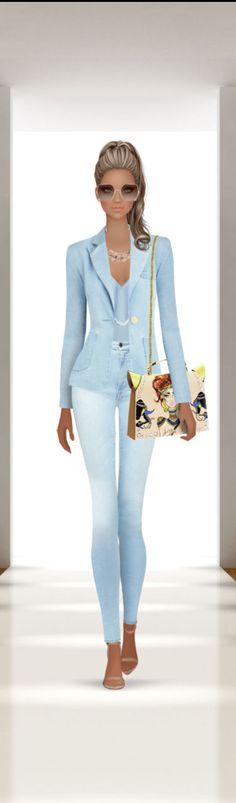 Covet Fashion Games, Fashion Dolls, Pretty Girls, Barbie, Cute Outfits, Clothes, Style, Fashion Drawings, Sketch