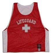 Lifeguard Reversible Lacrosse Pinnie Jersey