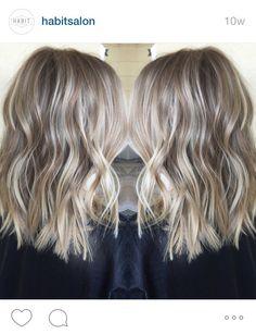 Platnium blonde