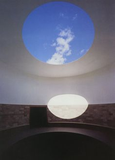 James Turrell, Sky Tunnel at the Roden Crater