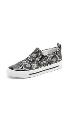 7605ac1068 Marc by Marc Jacobs Slip On Lace Sneakers Lace Sneakers