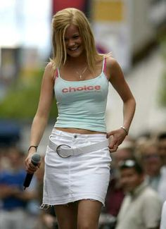 Sandra Lyng Haugen 2004 noughties fashion mote