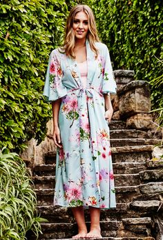 Flourish Robe