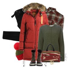 """Sorel Boots"" by carolinez1 ❤ liked on Polyvore featuring STELLA McCARTNEY, Ralph Lauren, Zara, SOREL and Bellezza"
