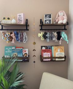 766 Best Nursery Shelving Ideas Images