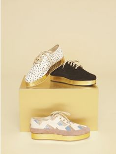 platform sneakers from Stine Goya's S/S2012 collection