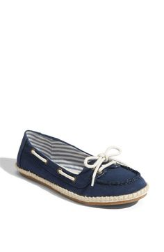 I have a thing for boat shoes... these are cute!