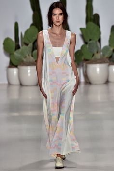 Mara Hoffman, Spring 2015 Ready-to-Wear