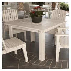 Darby Home Co Milford Square Dining Table Finish: Mint Green (Distressed)