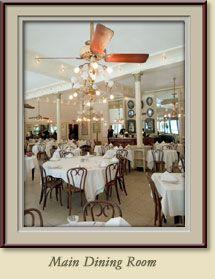 New Orleans Restaurants - The Official Antoine's Restaurant Web Site