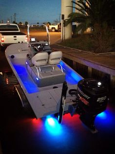SCB (Simmons Custom Boats) made in Texas. These boats launch in shallow water and speeds to 70mph. Serious Angler Killing machine. Catch more info on the web or check out (2coolfishing.com) a fishing Forum and check him out there. He builds badass boats.