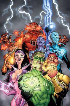 Green Lantern vol 4 #53