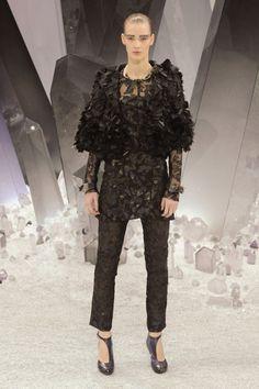 Chanel A/W 2012 - Chanel - Paris Fashion Week - Marie Claire - Marie Claire UK