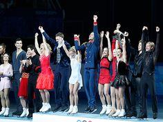 史上初団体戦の金メダルはロシアへ。続いてカナダ、米国……日本は5位に。