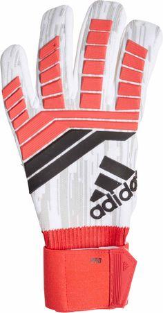80b3d0e0c874 adidas Predator Pro Goalkeeper Gloves – REACOR Black White