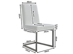 chair sizes