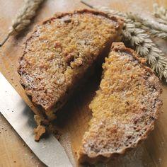 Treacle tart recipe | BakingMad