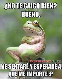 Resultado de imagen de memes en español