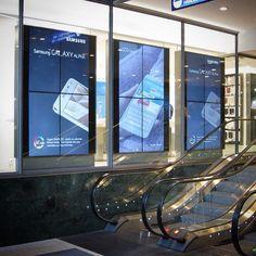 Galaxo mahdollistaa näyttävät digital signage -toteutukset Samsung Experience…
