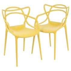 Kartell Masters Indoor/Outdoor Side Chair