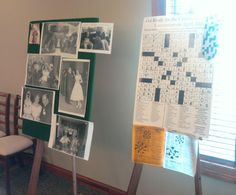 Memory Table Ideas diy wedding dcor ideas memory table Take Something Of The Deceaseds That Was Handwritten And Make It Into A Poster For Others Funeral Planningfuneral Ideasmemory Tablefuneral