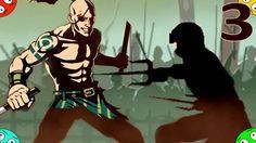 🐾 КИРПИЧ повержен. Первая дуэль в игре Shadow Fight 2 #3 бой с тенью и в...