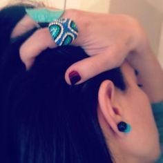 anillos y pendientes Lulibu