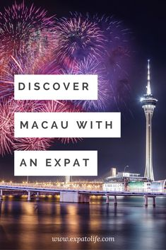 Discover what it's like to live in Macau as an expat. Read cost of living in Macau, good and bad things about Macau, things to do in Macau and more here! You'll definitely want to save this in your travel Board to read later! #macau #china #macaulifestyle#expat#expatlife#livingabroad#expatliving#expatblog#expatblogger#macauig