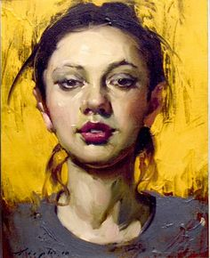 By Malcolm Liepke. #MalcolmLiepke #Art #Painting