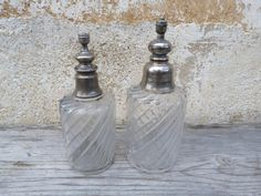 Vintage 1900s Victorian French  Vanity/Perfume by petitbrocante