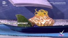 """""""Detto Fatto"""": la ricetta della crostata alla crema di limoni con meringa e amarene di Ilario Vinciguerra del 17 febbraio 2017."""
