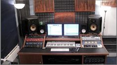 nice concept for rack and keyboards