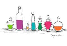Image result for harry potter potion
