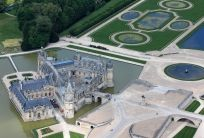 Photo aérienne de Château de Chantilly - Oise (60)