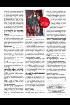 Mika interview - Vanity Fair - Italian - 6th november 2013 - page 4 of 4