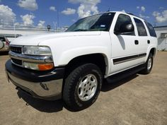 4x4xFun! Winter's Just Around the Corner. Be Ready with This 2-Texas-Owner 2005 #Chevrolet #Tahoe LS #4x4 #SUV with Leather, BOSE Audio, Just 126K Miles & a Clean CARFAX for Only $9,450! -- http://www.hertelautogroup.com/2005-Chevrolet-Tahoe/Used-SUV/FortWorth-TX/8178388/Details.aspx  #chevytahoe #chevrolettahoe #gmcyukon #4wd #4wheeldrive